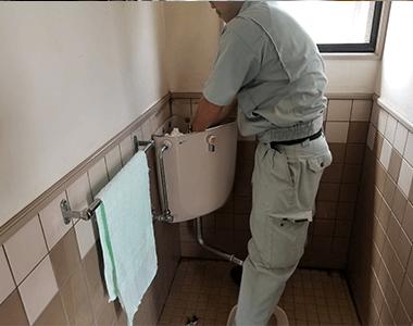 住宅設備工事